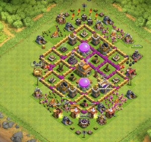 06-Clash-of-Clans-War-Base-Layout-Town-Hall-Level-7