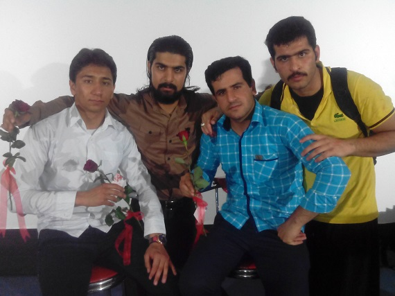salman alikhani _ hossein pirzad _ salman zandian _ fardin ahmad zade